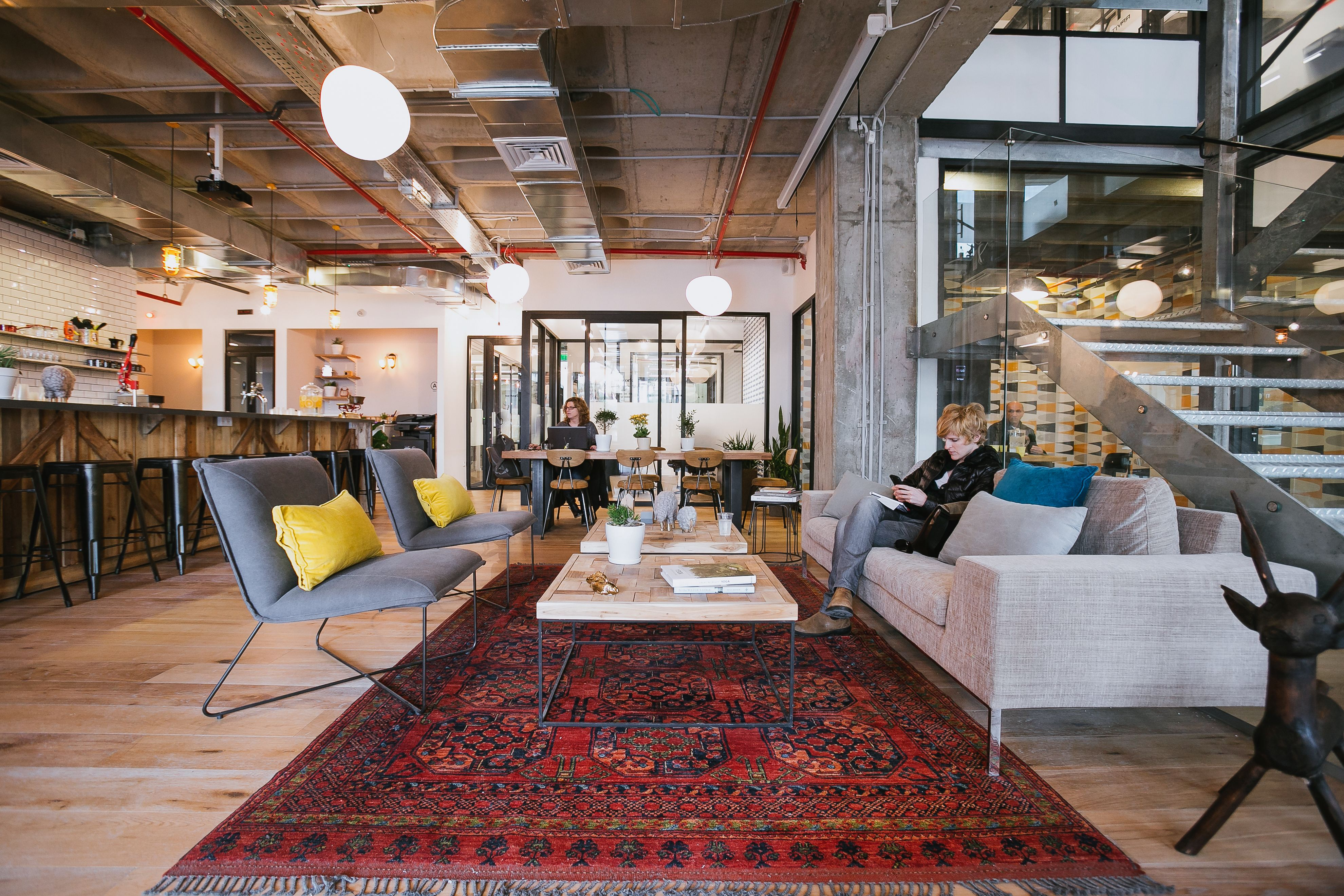 Pin By Ivan Cuadros On Ink New Office Space Coworking Office Space Coworking Cool Office Space
