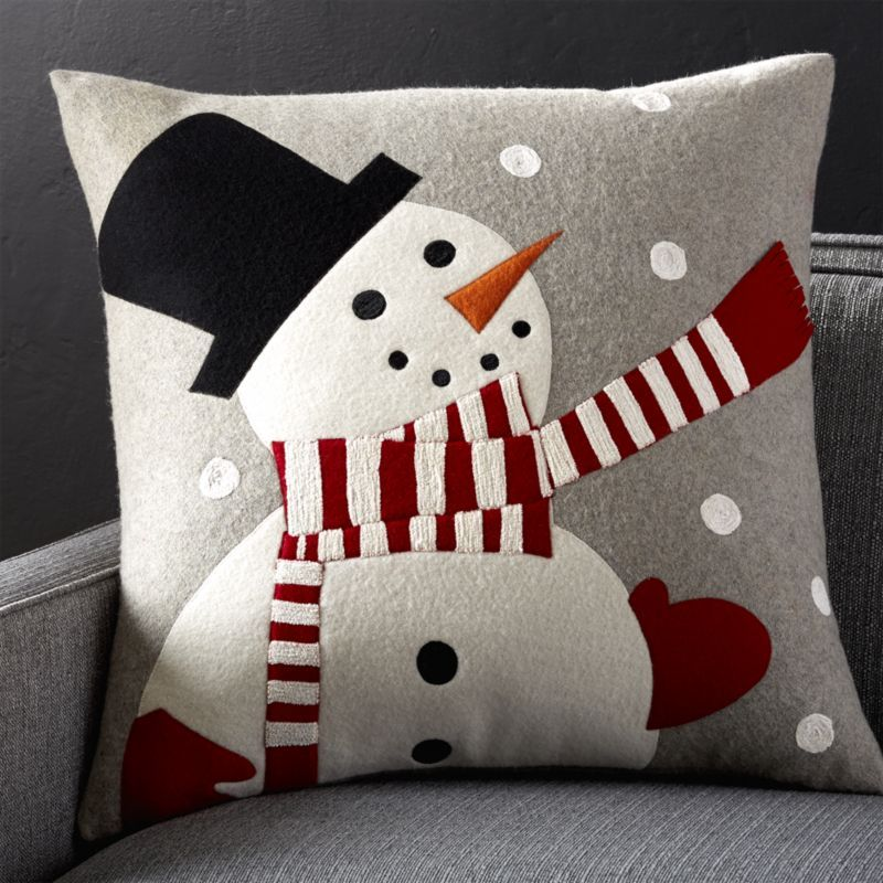 Amazing Christmas Pillows Part - 4: Top 10 Ideas To Make Your Home Look Magical And Enjoyable For Holidays. Christmas  PillowChristmas ...