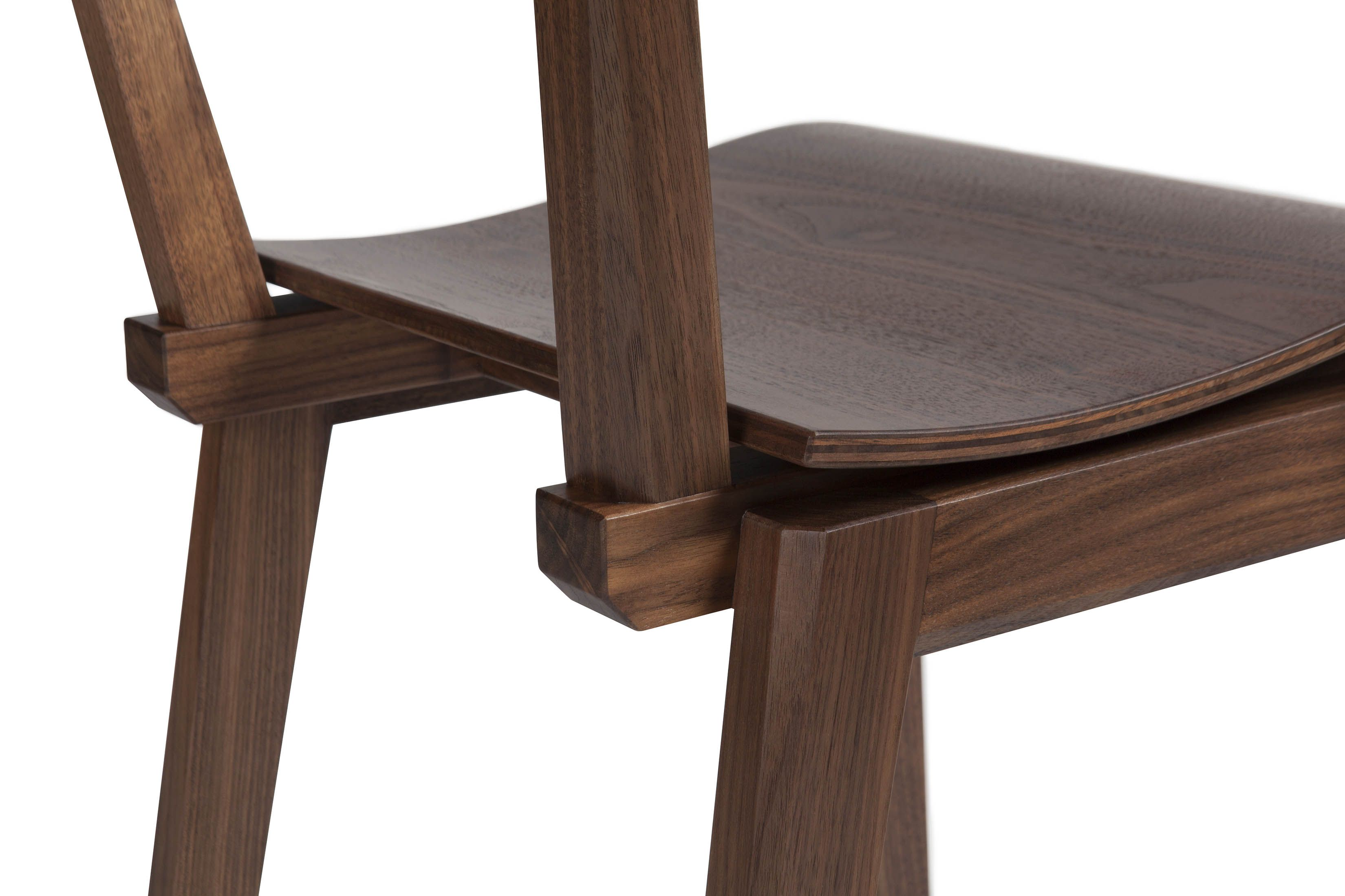 Walnut Chair Joinery Details Walnut Chair Chair Joinery Details