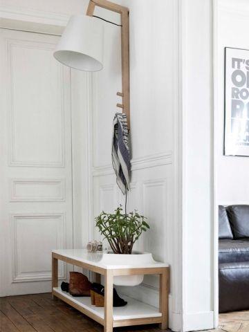 Aménager son entrée  inspirations pour structurer et optimiser l - amenager une entree de maison