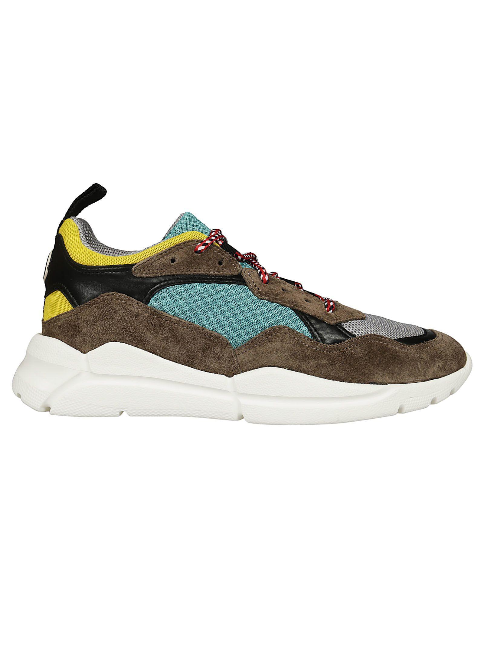 MONCLER CALUM SNEAKERS. #moncler #shoes # | Sneakers, Giallo