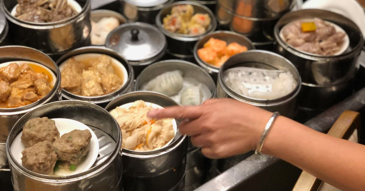 Find excellent dim sum at royal chinas dazzling new