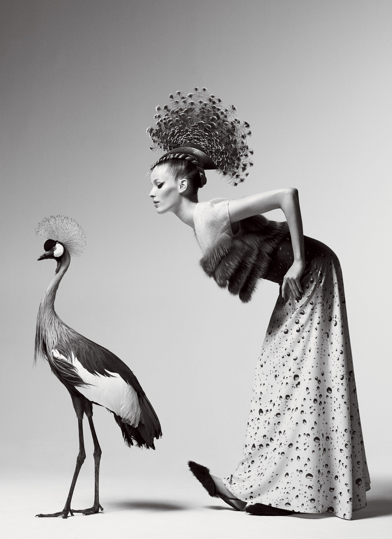 A Look Back at Carolina Herrera's Best Looks in Vo