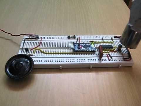 Schema Elettrico Per Metal Detector : Metal detector using arduino arduino in 2019 arduino metal