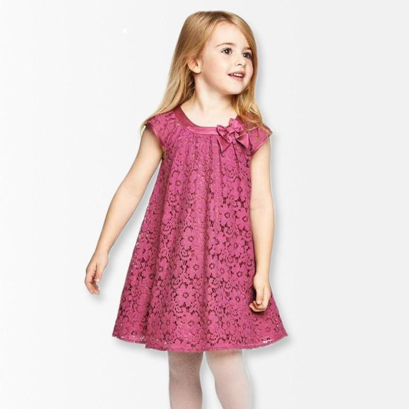Girls Lace Dress Summer Dress 2 10 Yrs In 2020 Girls Lace Dress Girls Casual Dresses Girl Outfits