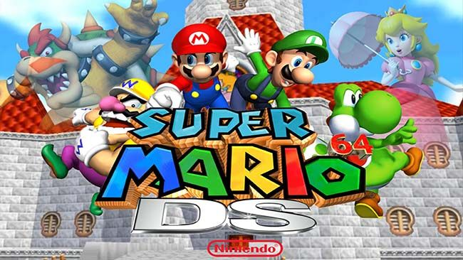 Super Mario 64 Ds Nds Rom Download Usa Https Www Ziperto Com Super Mario 64 Ds Nds Rom Download Super Mario Super Mario Bros Mario And Luigi
