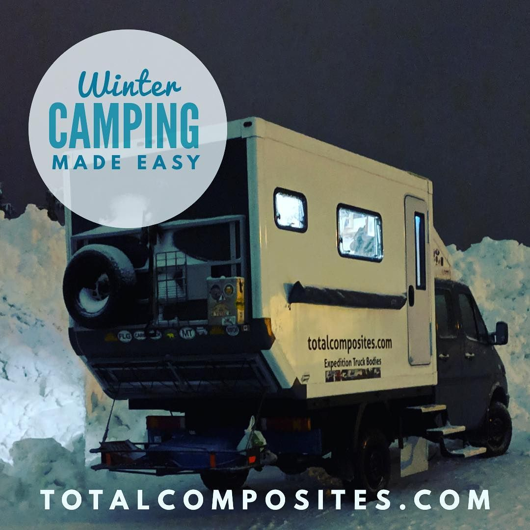 Do it yourself camper bodies for expedition trucks  Delivered to