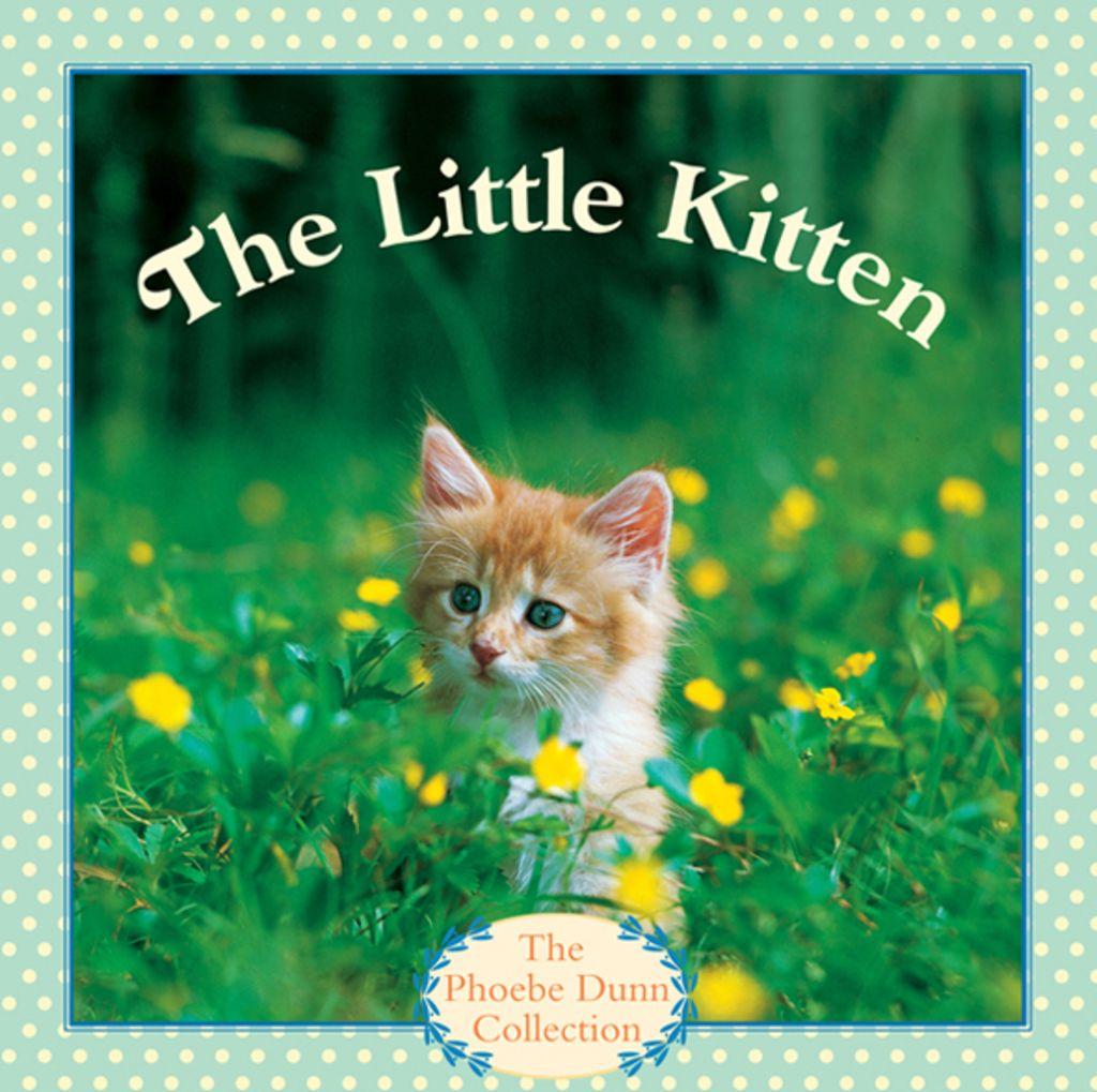 The Little Kitten Ebook Little Kittens Cat Books Animal Books