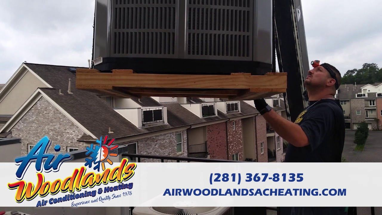 Pin on Air Woodlands A/C & Heating