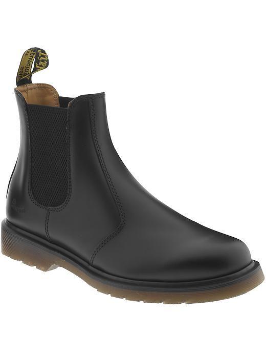 doc martin chelsea boot style wise picks pinterest. Black Bedroom Furniture Sets. Home Design Ideas