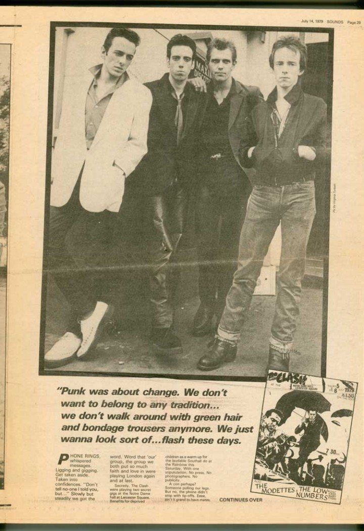 Gallery archive the clash official website the clash