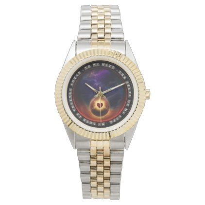 Pearl Of My Life Watch   Valentines Day Gifts Love Couple Diy Personalize  For Her For