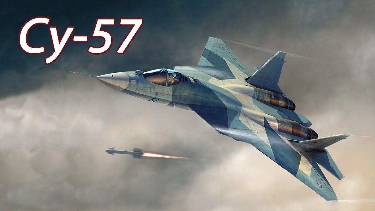 Красавец «Т-50» ПАК ФА получил новое имя «Су-57»