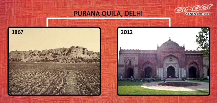 Purana Quilla, Delhi