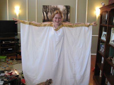 Roman Matron's Garb - Philippa's Wardrobe