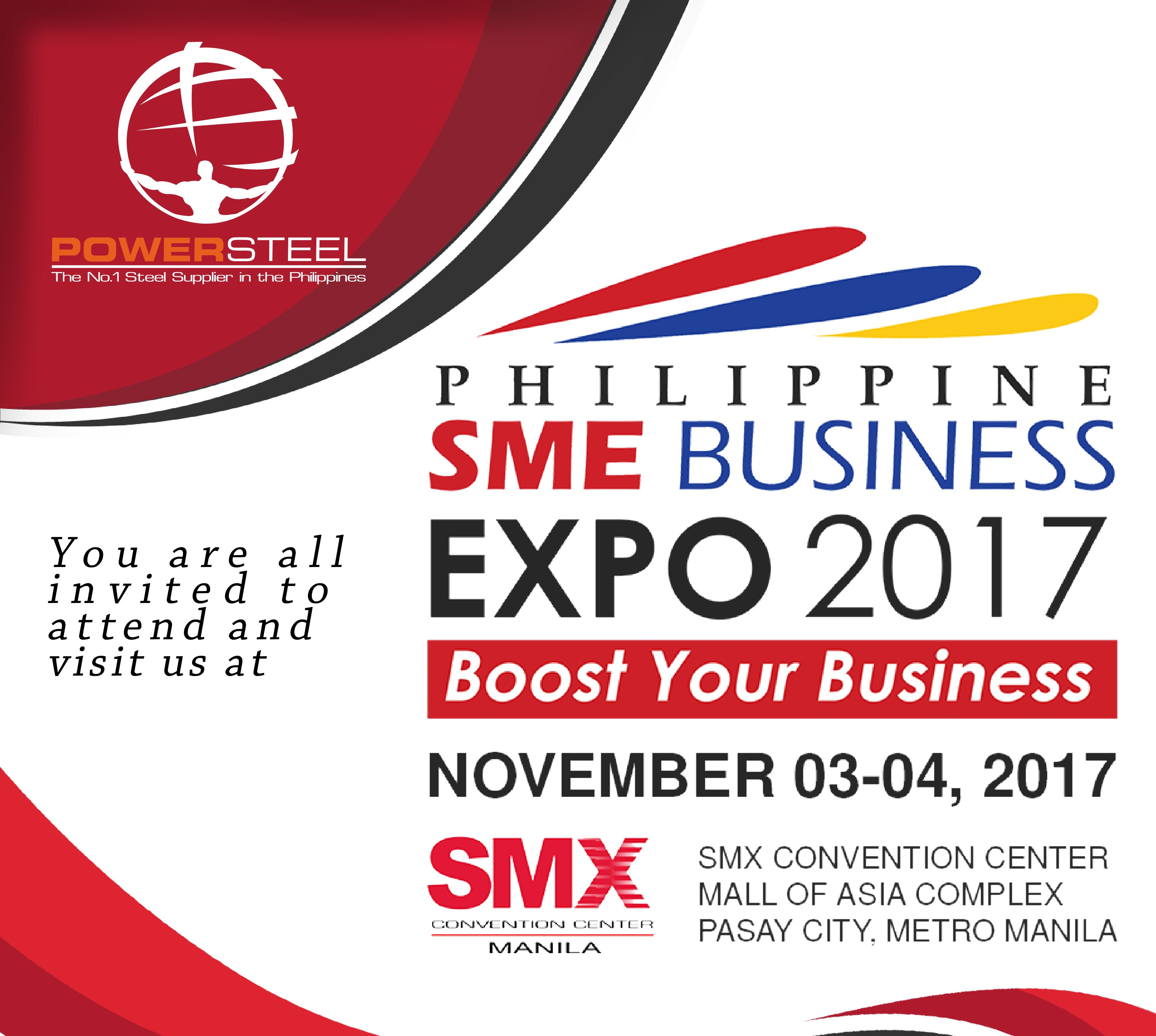 Hey friends! Philippine Building & Construction Exposition (PHILBEX ...