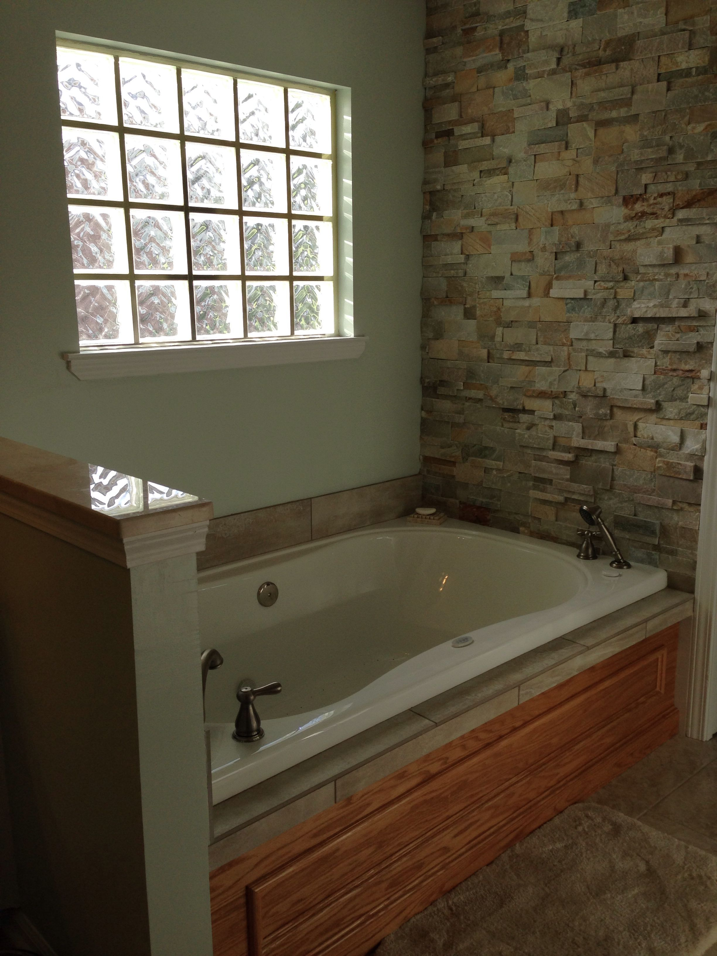 Jason microsilk jacuzzi tub with red oak front crafted by Justin Lea ...