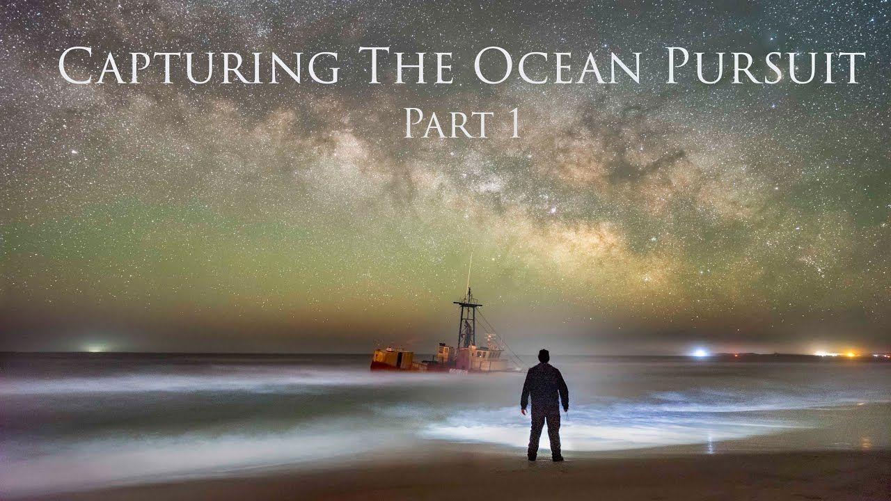 Capturing The Ocean Pursuit Shipwreck - A Milky Way Timelapse Cape Hatte...
