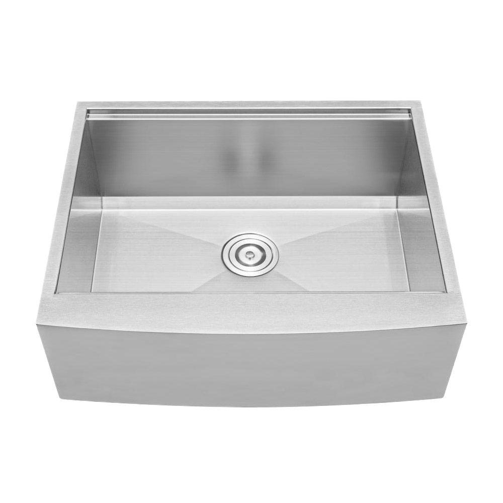 Kitchen Sinks The Home Depot In 2020 Steel Kitchen Sink Sink