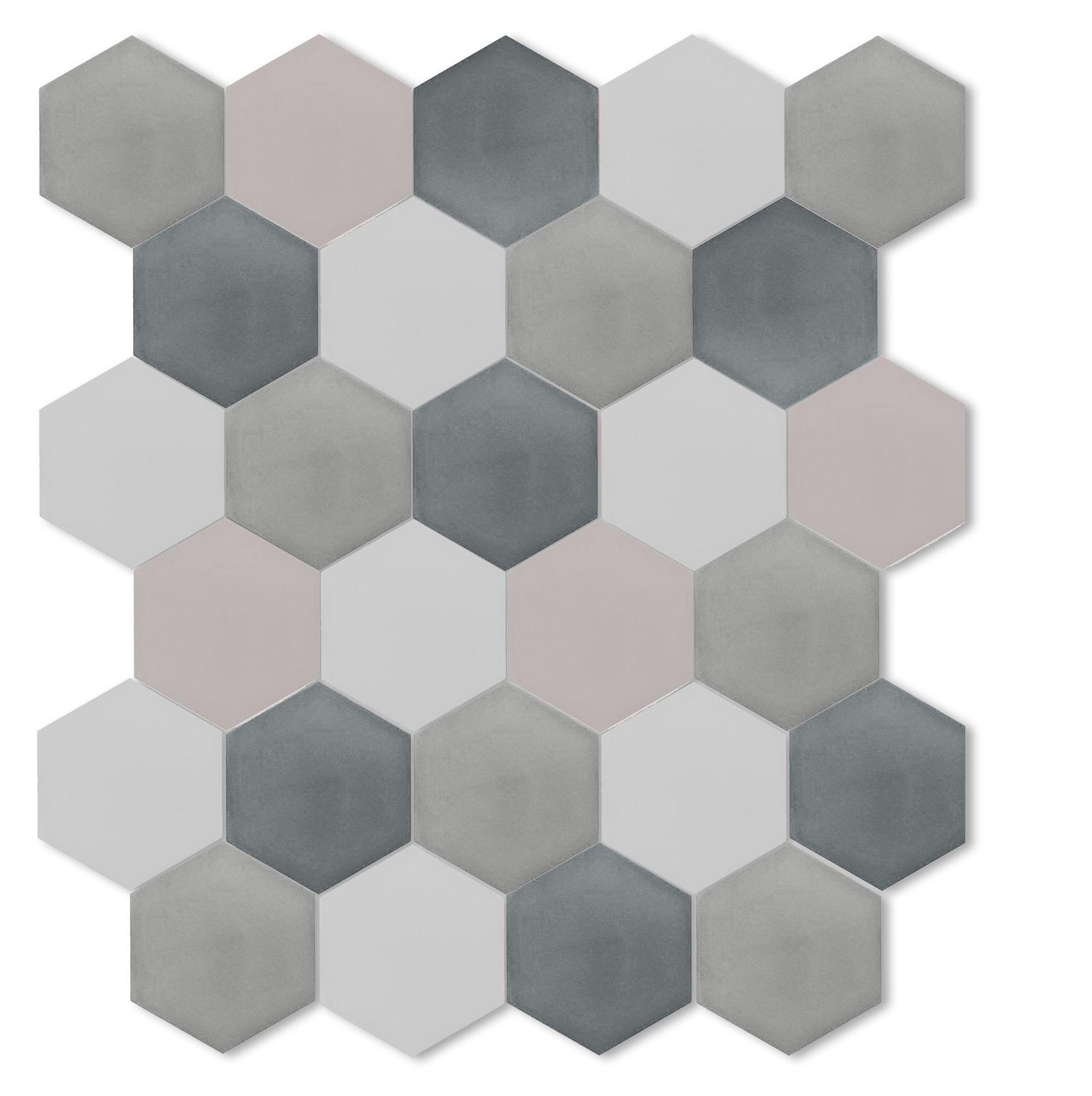 cle cement hex tiles