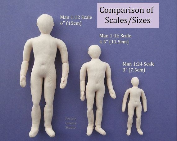 """Doll BODY Armature for a 12/"""" To 14""""  Doll"""