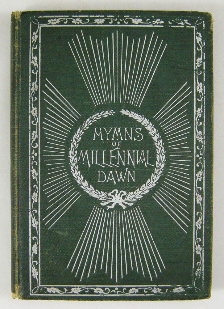 Resultado de imagem para hymns millennial dawn