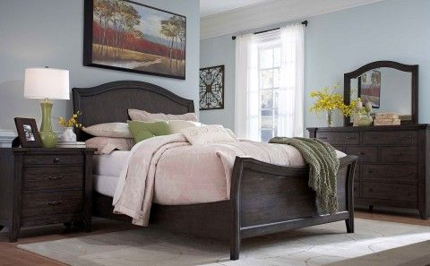 Broyhill Attic Retreat Queen Sleigh Bed Broyhill Bedroom Furniture Broyhill Furniture Luxury Furniture Stores
