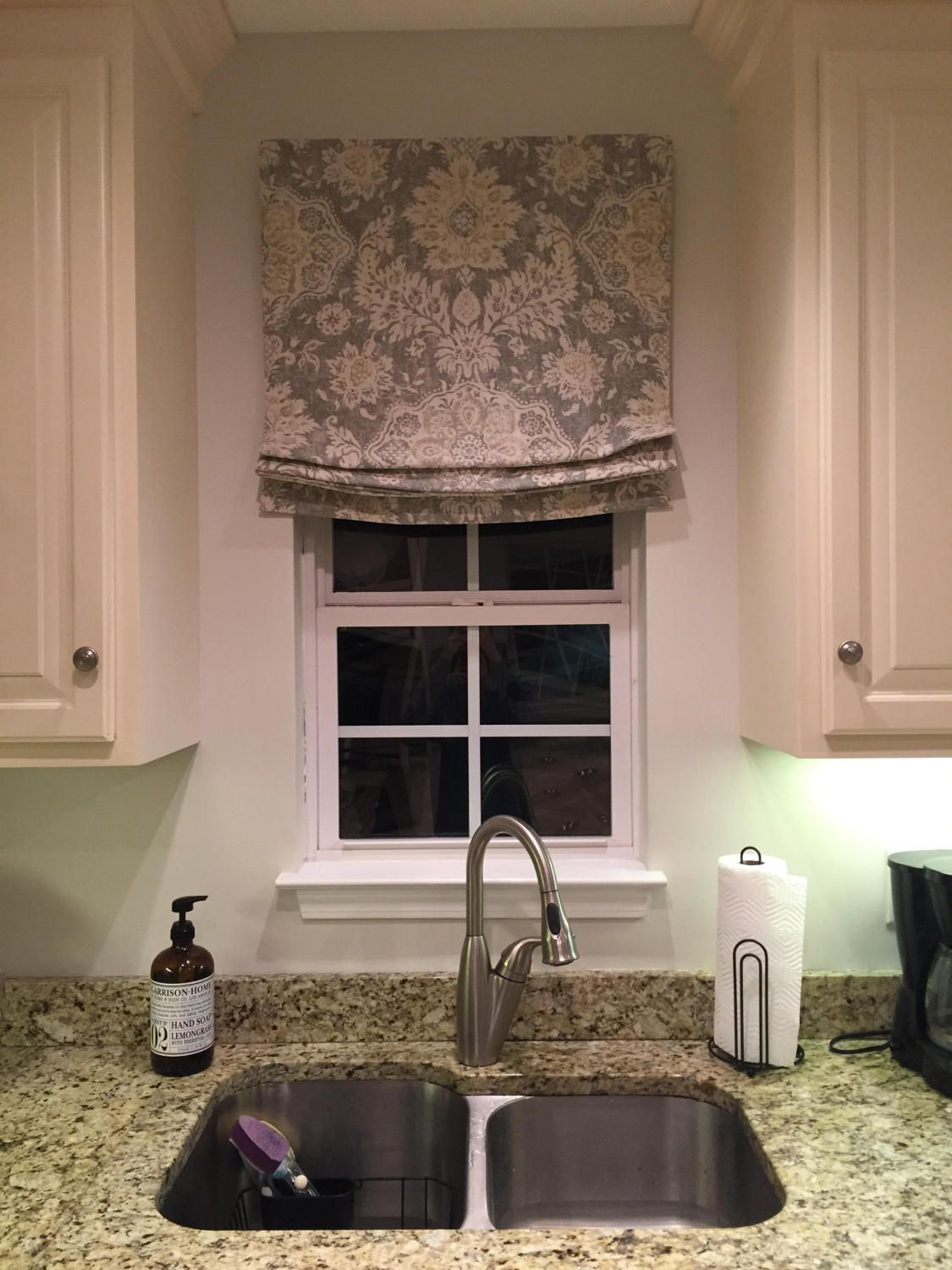custom childsafe relaxed roman shades in magnolia homes belmont