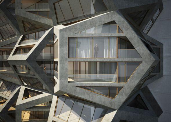 Arquitectos: Tammo Prinz Architects  Proyecto: Torre viviendas Lima  Ubicación: Lima, Perú