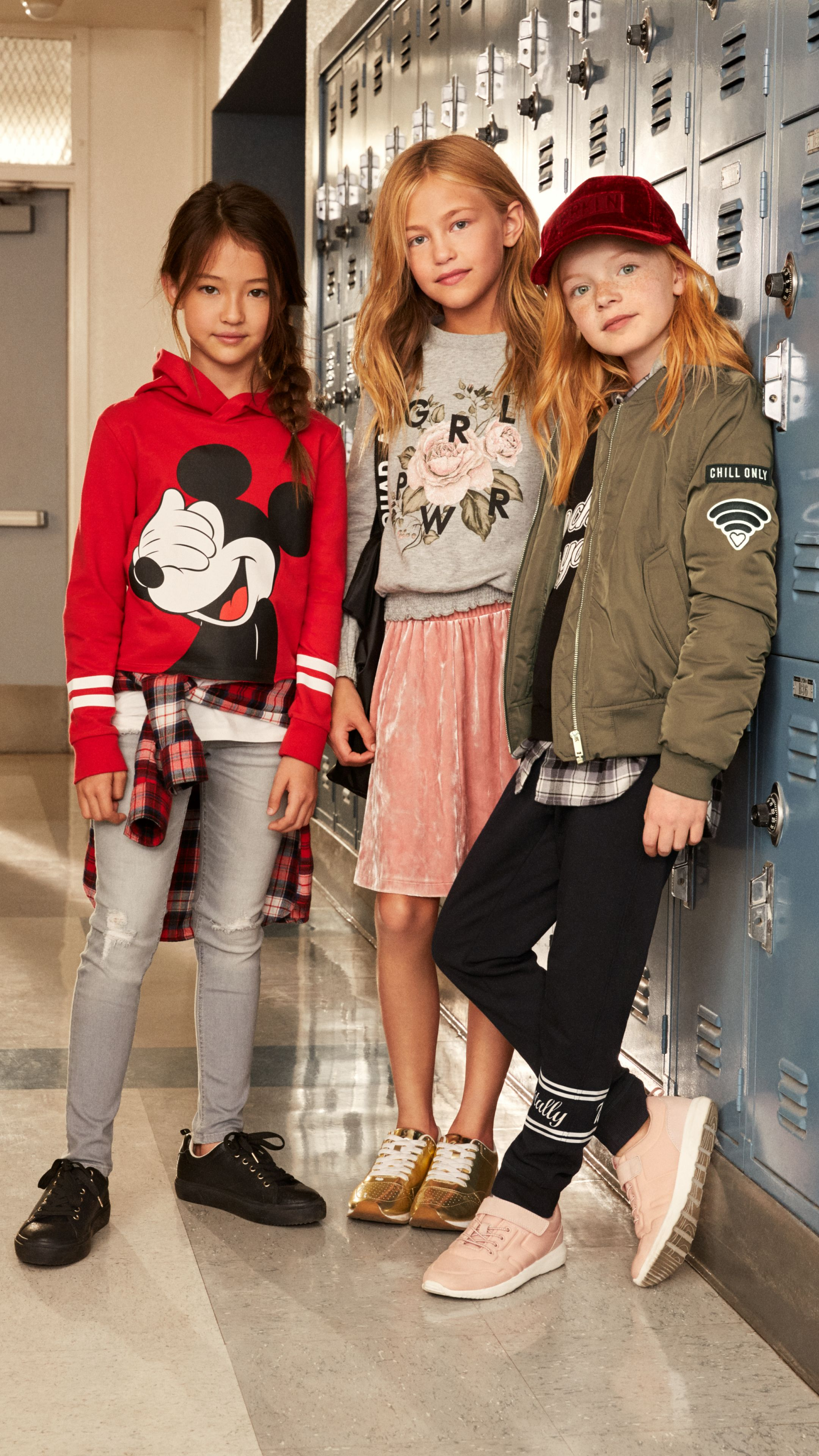 Gear Up For A New Semester Of Fun With The Latest Back To School Looks For Girls And Boys H M Kids Tween Outfits Tween Fashion Little Girl Fashion
