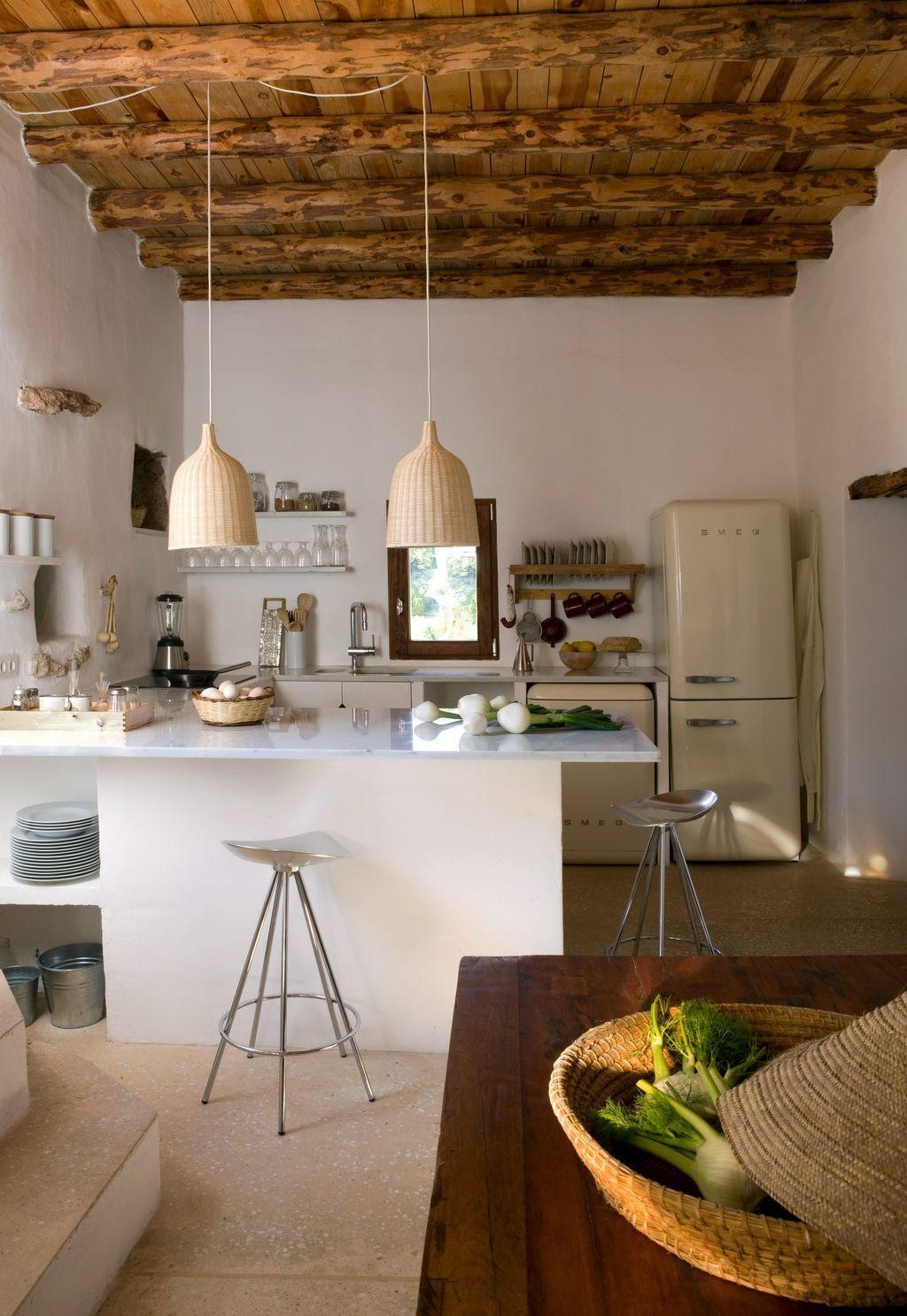 cuisine blanche esprit campagne kitchen pinterest cuisine blanche esprit et campagne. Black Bedroom Furniture Sets. Home Design Ideas