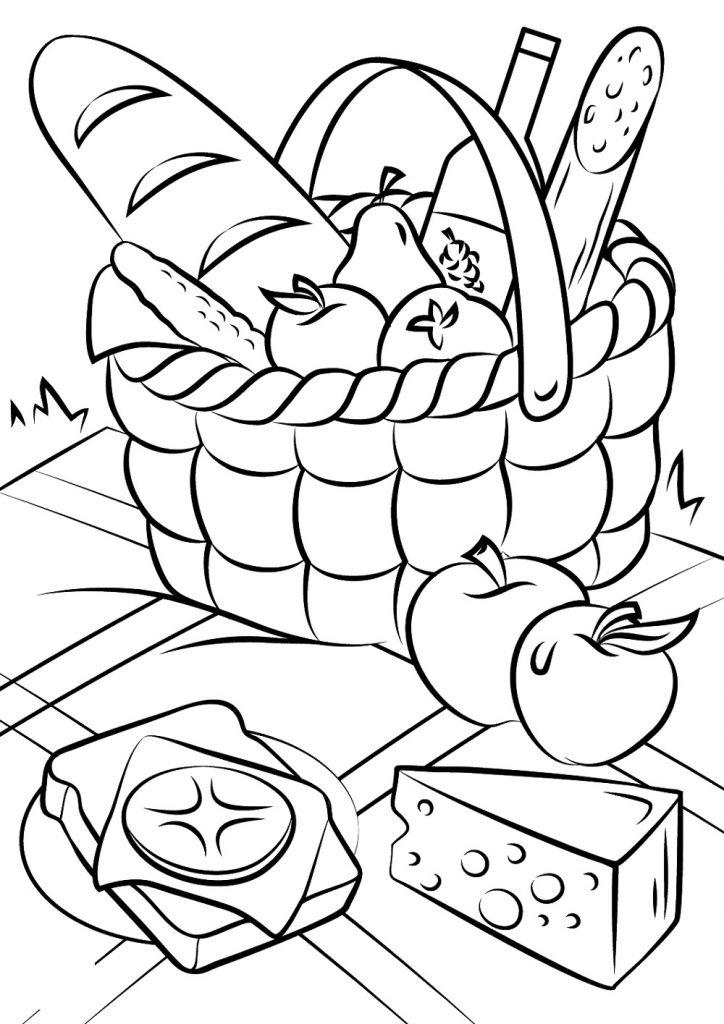 Delicious Food Coloring Pages For Children 101 Coloring Food Coloring Pages Free Kids Coloring Pages Unique Coloring Pages