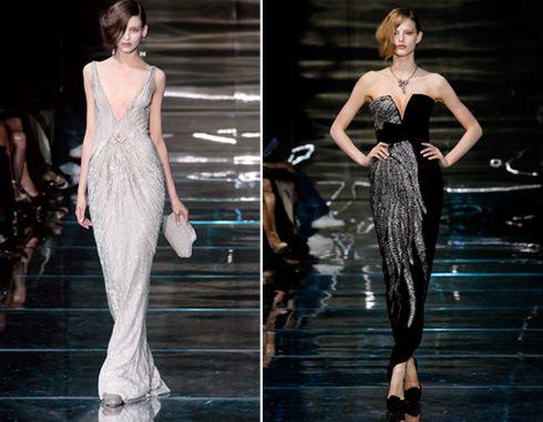 Seductive Silver gown - beautiful line | Haute Couture | Pinterest ...