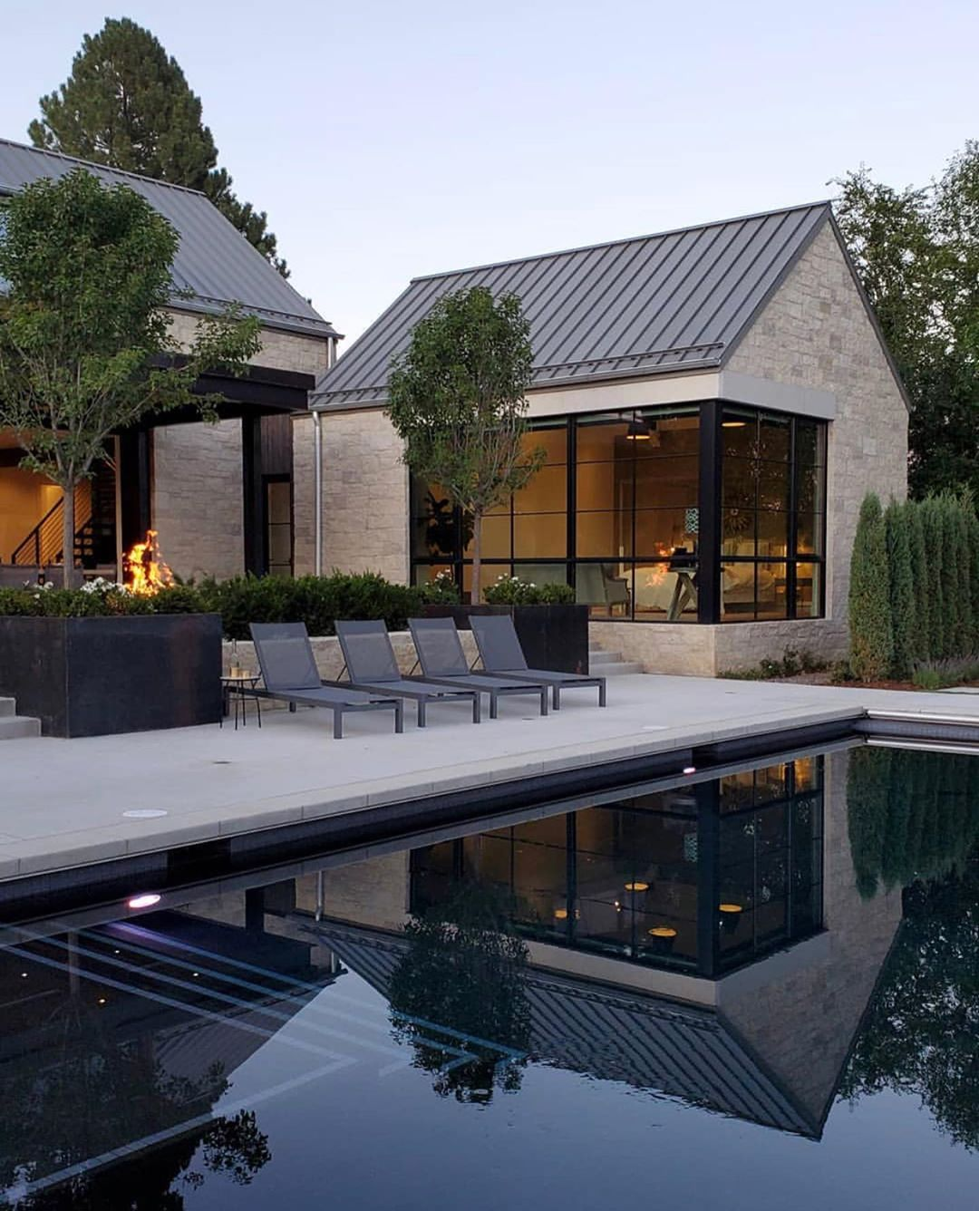 Luxury Custom Home Builder On Instagram Waking Up To A Cooler Houston This Morning Thats Okay In 2020 Modern Farmhouse Exterior Modern Farmhouse Architecture