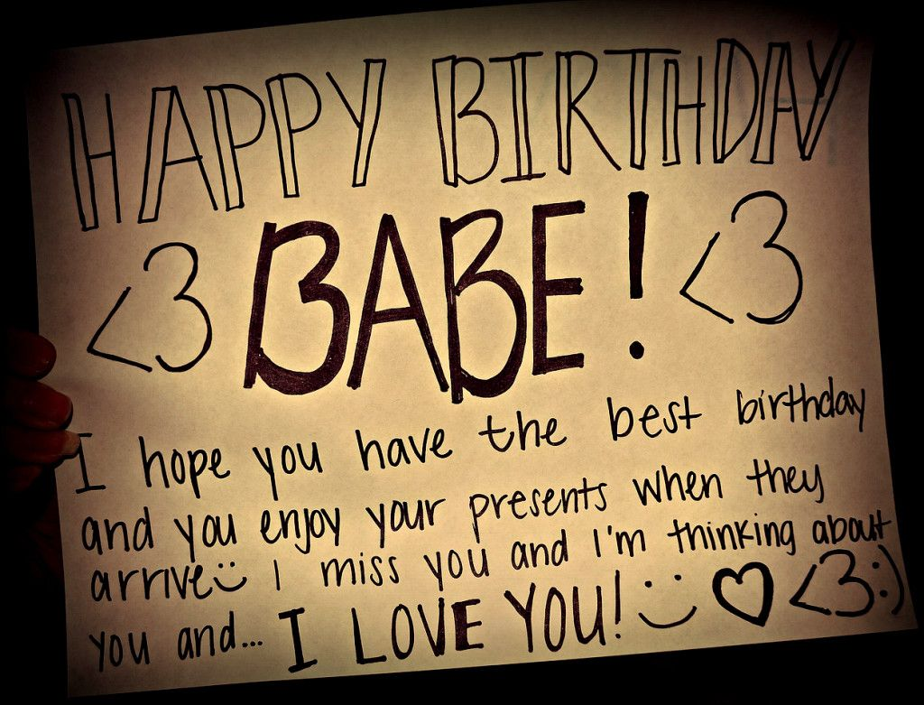 Cute And Romantic Happy Birthday Wishes For Girlfriend Birthday