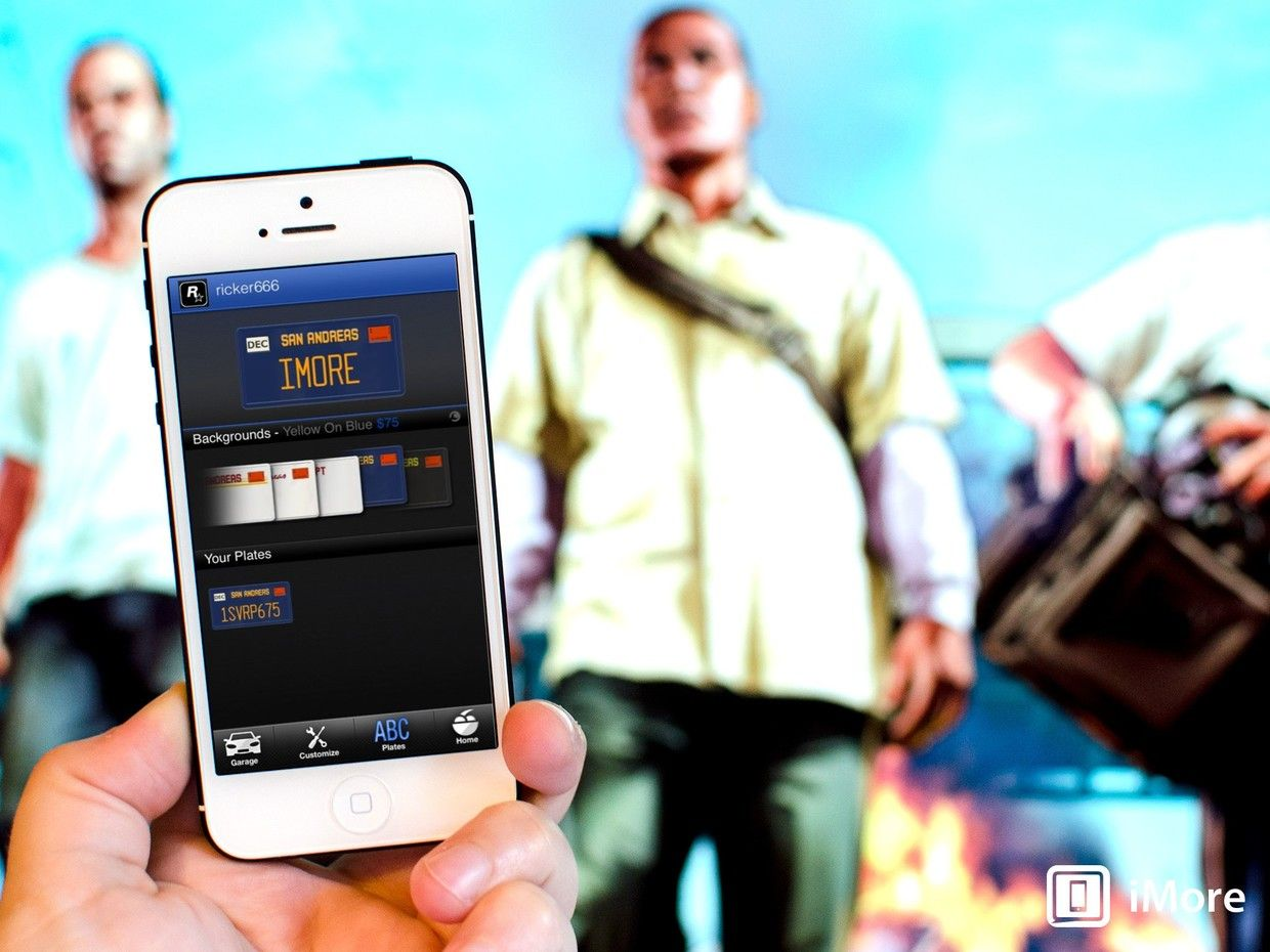 The official companion app to GRAND THEFT AUTO 5 has gone