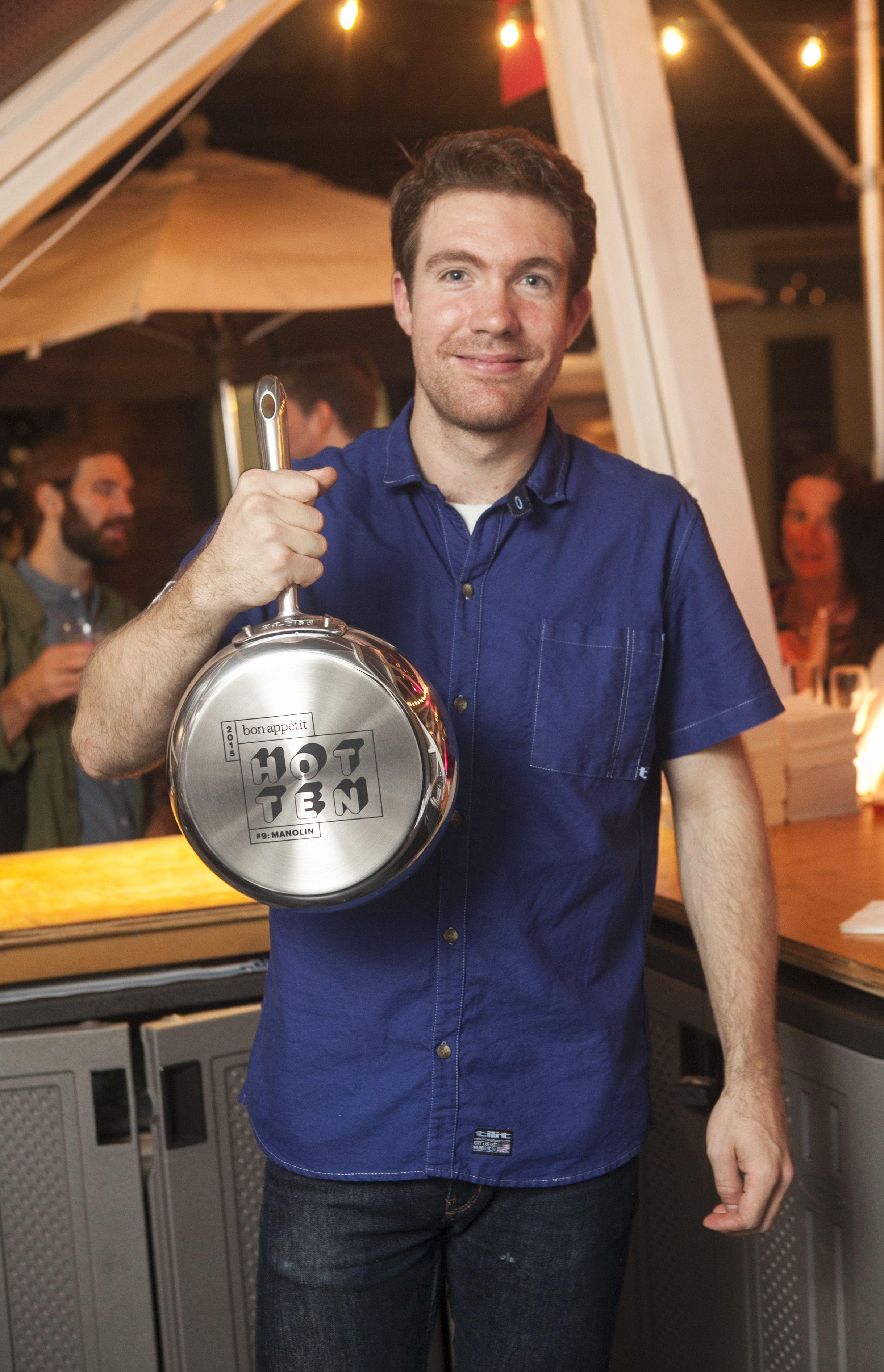 Chef Alex Barkley of Manolin, Seattle - Chef, Hot, Chef ...