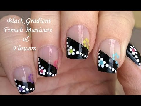 Easy Nail Art Designs At Home Youtube Papillon Day Spa