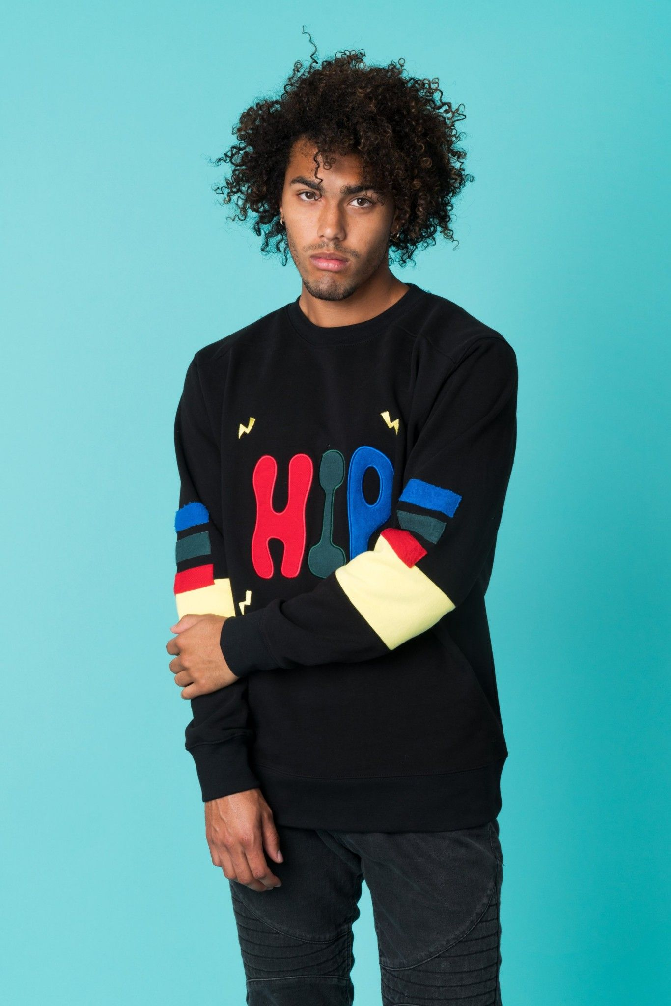 af692b17f98 Teddy Fresh - Hip Hop Sweater