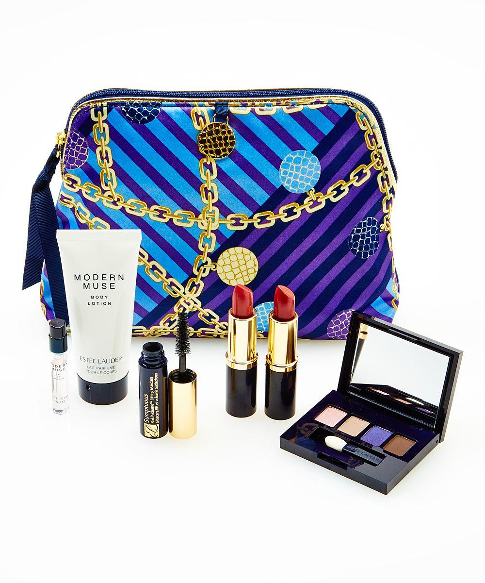 Estée Lauder Warm Makeup & Fragrance Set Fragrance set