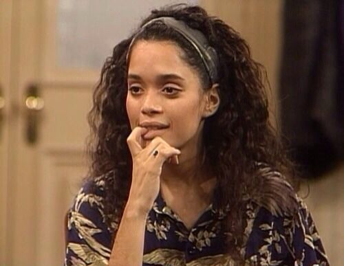 Lisa Bonet at Denise Huxtable in The Cosby Show