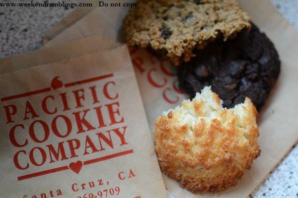 Pacific Cookie Company, Santa Cruz