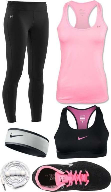 Fitness clothes outfits athletic wear shoes outlet 55 Ideas #fitness #clothes