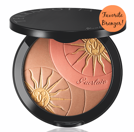 Guerlain Terracotta Terra Tropica Bronzer is one my favorite bronzers!