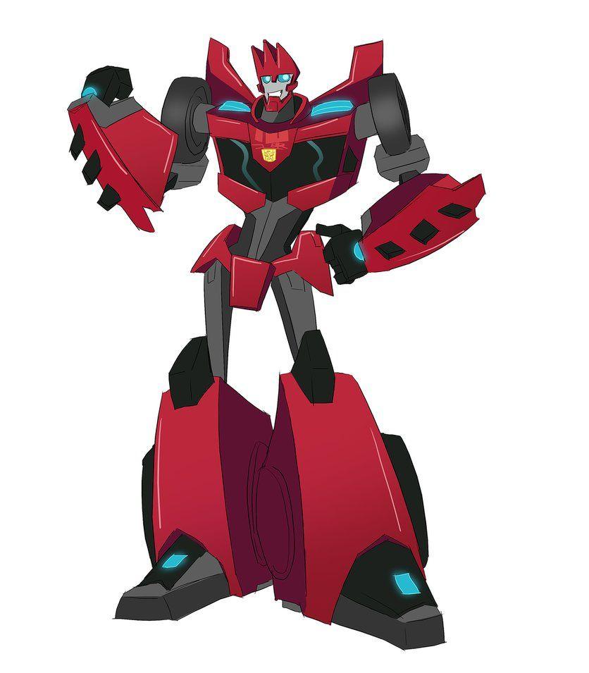 Sideswipe Rescue Bots Transformers Rescue Bots Rescue Bots