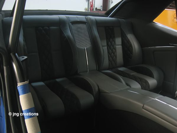 69 camaro ss backseat 1 back seats are in the 1969 camaro ss pro touring camaros pinterest. Black Bedroom Furniture Sets. Home Design Ideas
