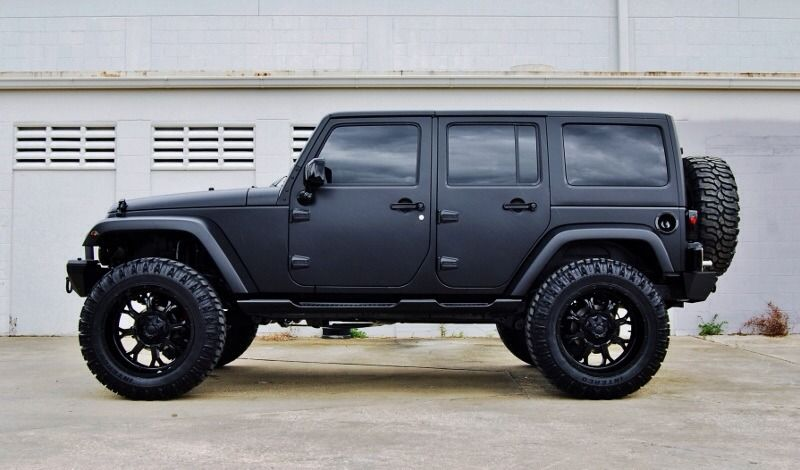 Jeep Matte Black >> Jeep Matte Black Upcoming New Car Release 2020