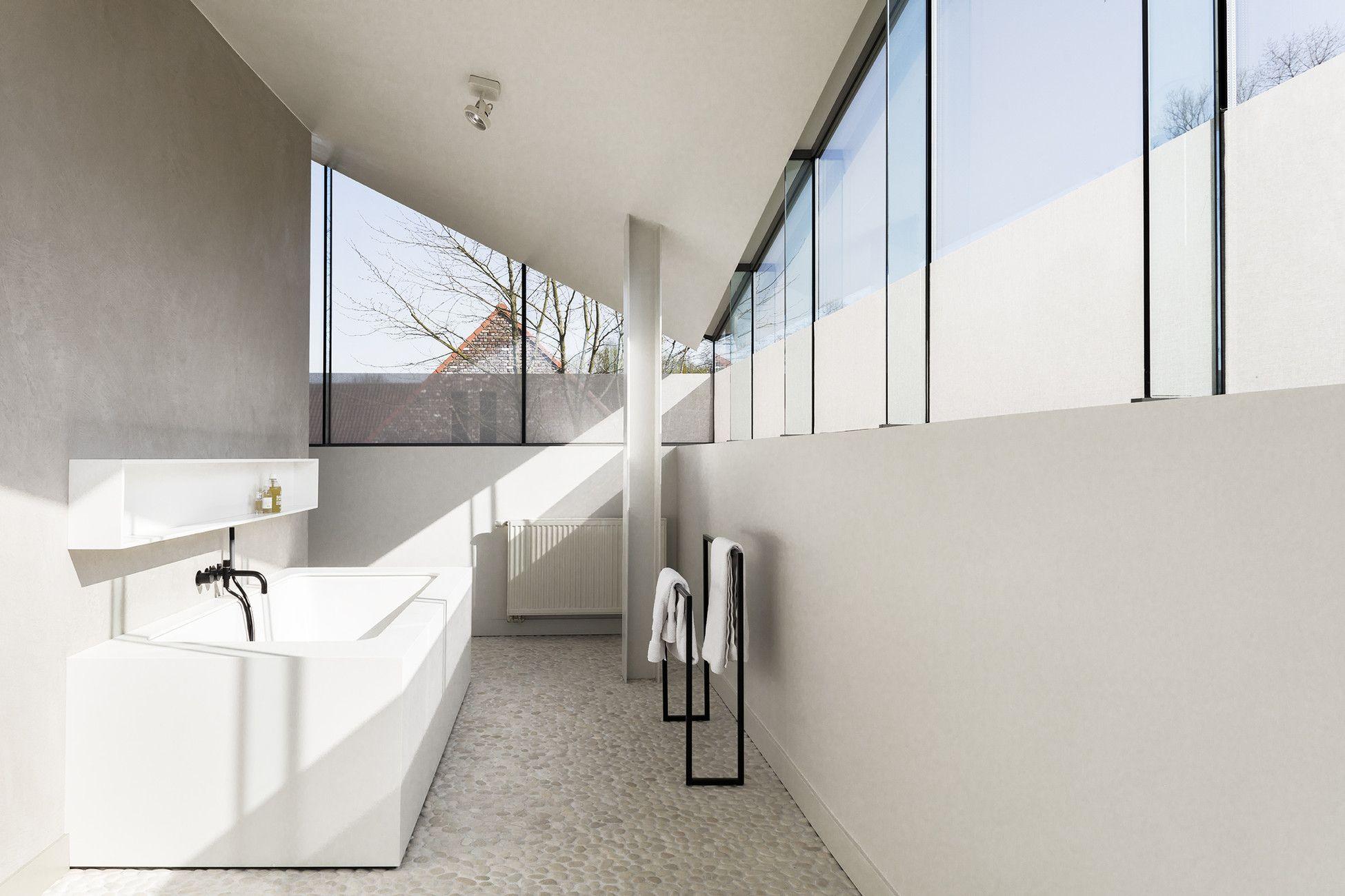 Juma architecten ontwerp b k afsnee nieuw huis