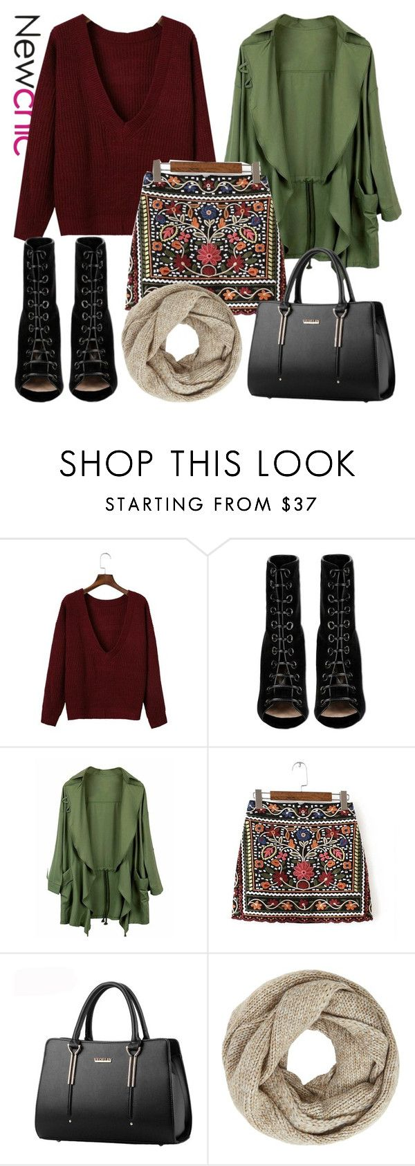 """""""New Chic: Winter Casual"""" by emilylouisehale ❤ liked on Polyvore featuring Barbara Bui and John Lewis"""