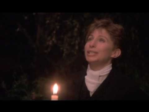 Barbra Streisand Papa Can You Hear Me Yentl Dengan Gambar
